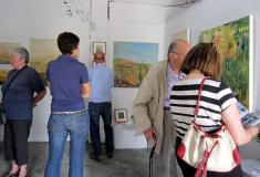Visitors to 2010 Open Studios